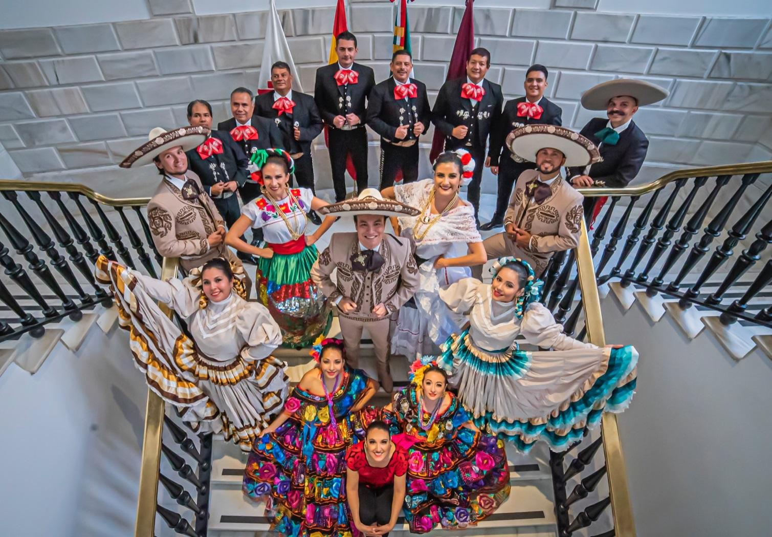México Lindo «Danzas tradicionales»