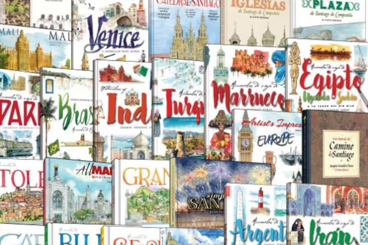 Taller «Creación de cuadernos de viaje»
