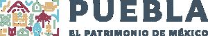 logo de Puebla el patrimonio de México