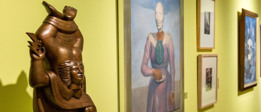 Fábulas fantásticas. Colección del Museo de Arte Moderno de México